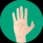 Envelhecimento de Mãos
